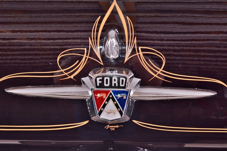 1956 Ford Customline Image 28