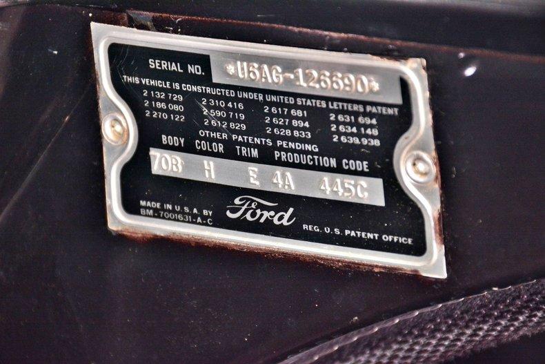 1956 Ford Customline Image 43