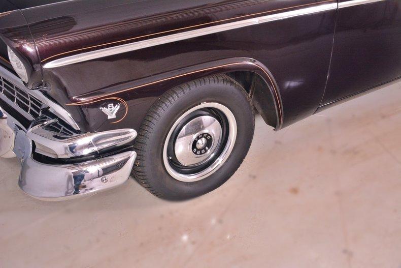 1956 Ford Customline Image 48