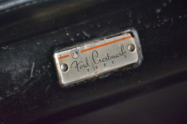 1956 Ford Customline Image 49