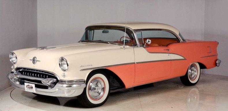 1955 Oldsmobile 98 Image 32