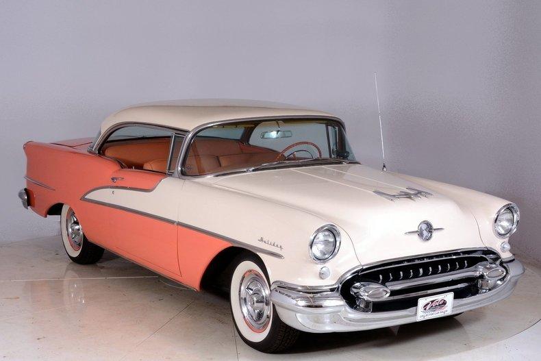 1955 Oldsmobile 98 Image 89