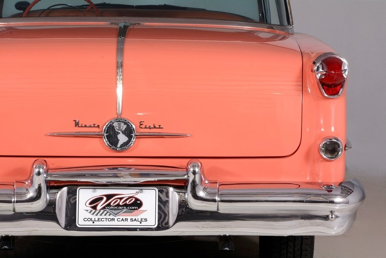 1955 Oldsmobile 98 Image 90