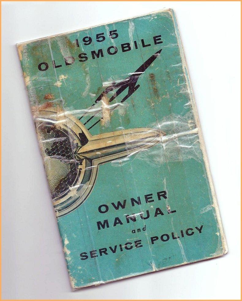 1955 Oldsmobile 98 Image 94