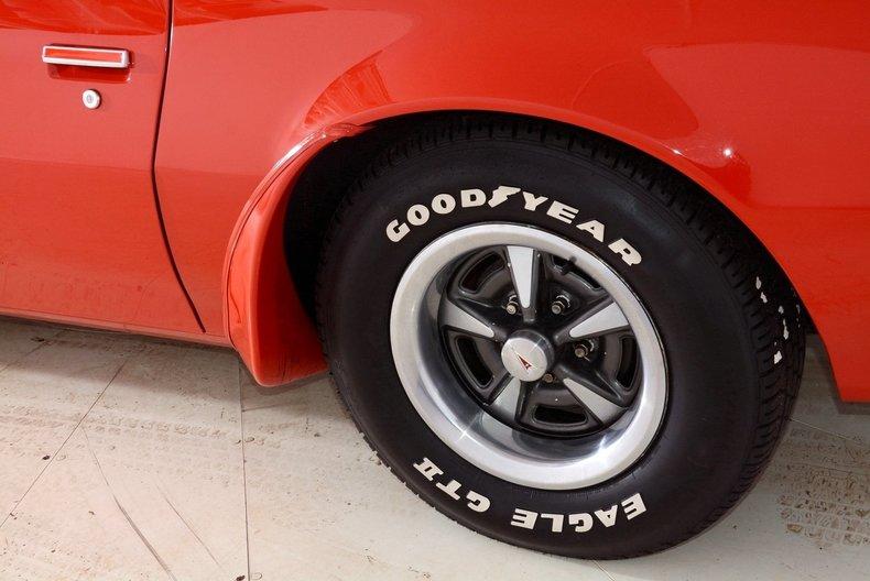 1973 Pontiac Firebird Image 11