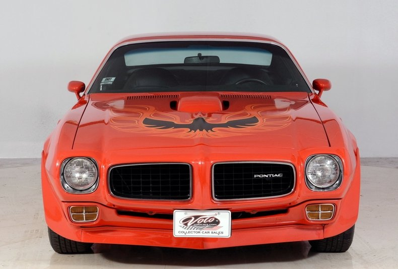 1973 Pontiac Firebird Image 16