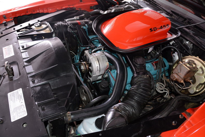 1973 Pontiac Firebird Image 20