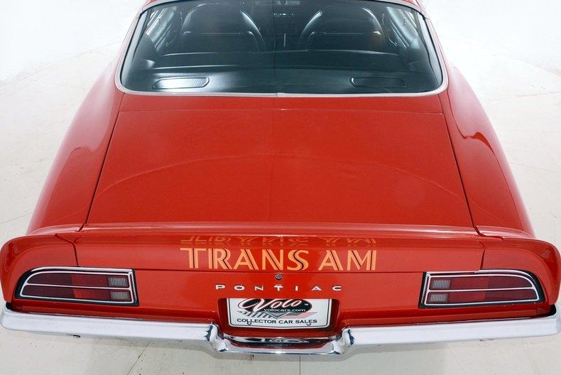 1973 Pontiac Firebird Image 25