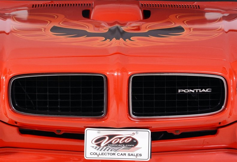 1973 Pontiac Firebird Image 38