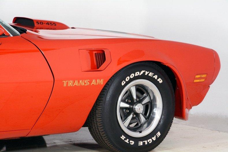 1973 Pontiac Firebird Image 40
