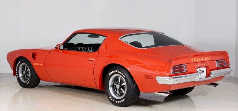 1973 Pontiac Firebird Image 41