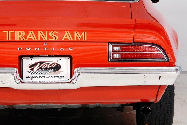 1973 Pontiac Firebird Image 43