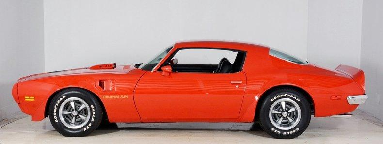 1973 Pontiac Firebird Image 48