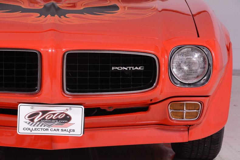 1973 Pontiac Firebird Image 51