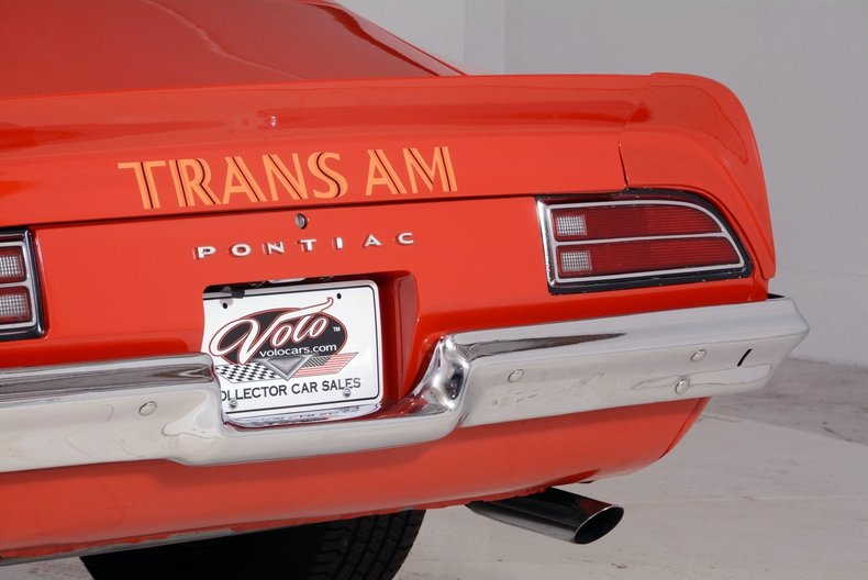 1973 Pontiac Firebird Image 56