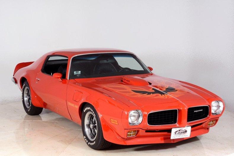 1973 Pontiac Firebird Image 71