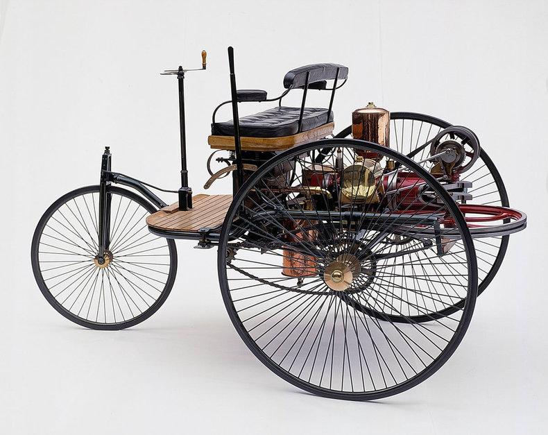 1886 Benz Motorwagen Image 1