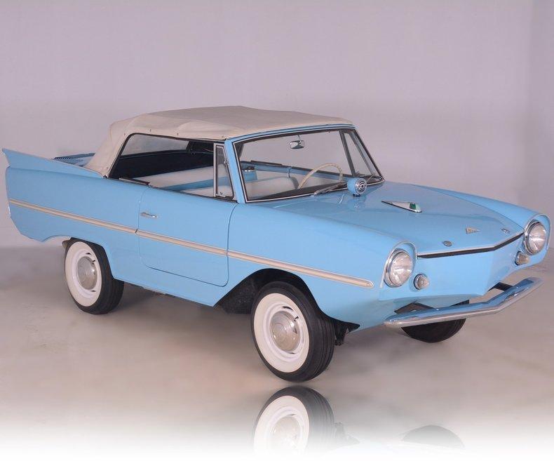 1967 Amphicar 770 Image 72