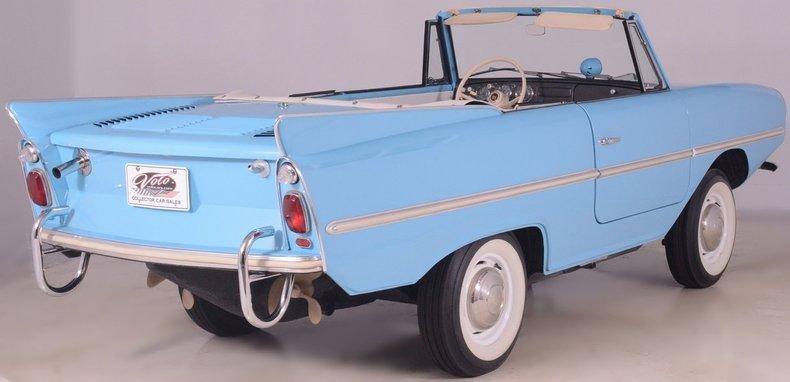 1967 Amphicar 770 Image 3