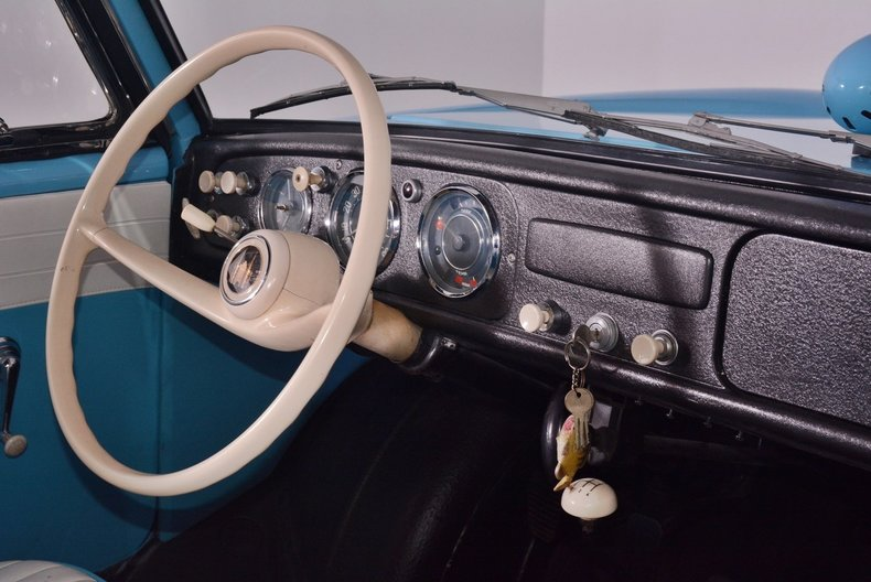 1967 Amphicar 770 Image 7