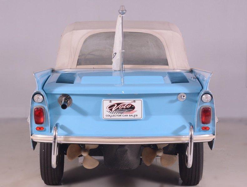 1967 Amphicar 770 Image 9