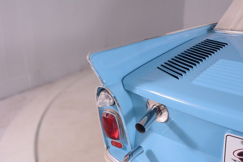 1967 Amphicar 770 Image 22