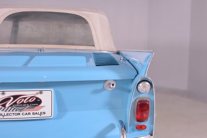 1967 Amphicar 770 Image 24
