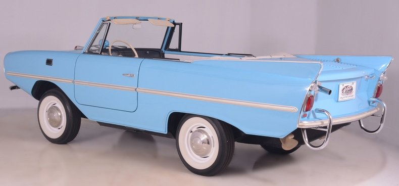 1967 Amphicar 770 Image 25