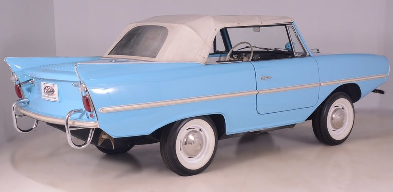 1967 Amphicar 770 Image 27