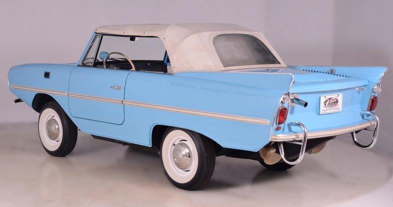 1967 Amphicar 770 Image 39