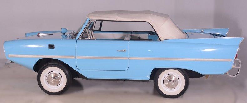 1967 Amphicar 770 Image 44