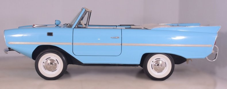 1967 Amphicar 770 Image 45