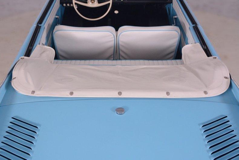 1967 Amphicar 770 Image 49