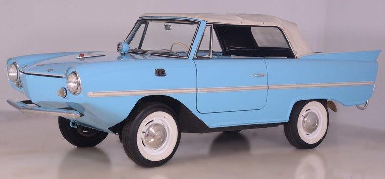 1967 Amphicar 770 Image 50