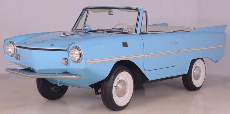 1967 Amphicar 770 Image 51