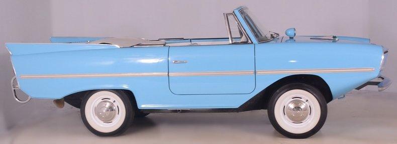 1967 Amphicar 770 Image 62
