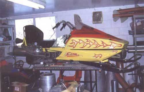 1979 Super Sonic Rocket Sled Image 3