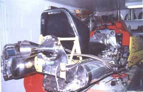 1979 Super Sonic Rocket Sled Image 4