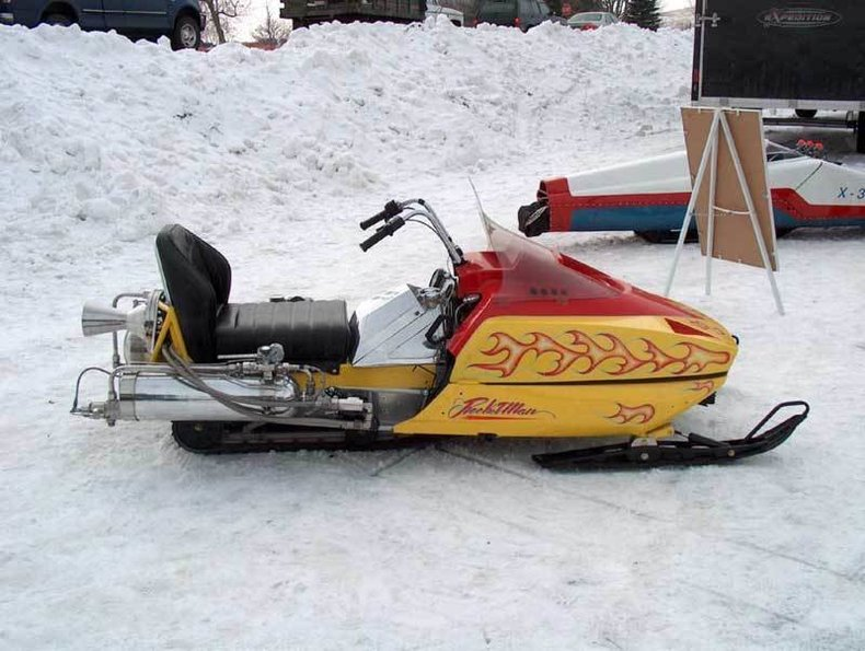 1979 Super Sonic Rocket Sled Image 5