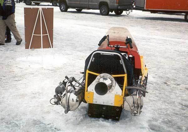 1979 Super Sonic Rocket Sled Image 7