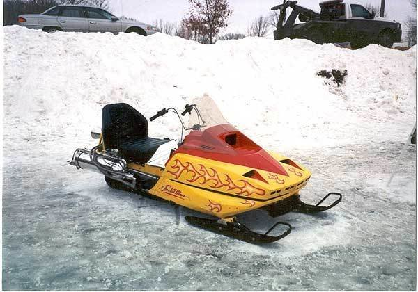 1979 Super Sonic Rocket Sled Image 8