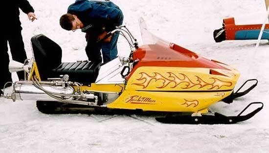 1979 Super Sonic Rocket Sled Image 9
