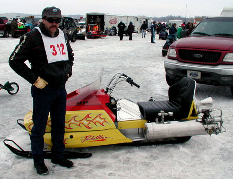 1979 Super Sonic Rocket Sled Image 10