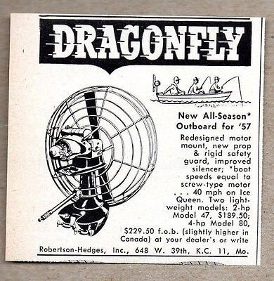 1957 Dragonfly Ice Sled Image 2