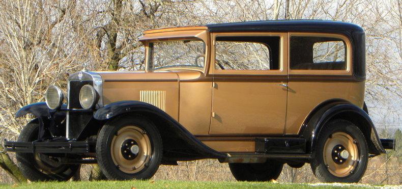 1930 Chevrolet Universal Image 3