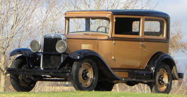 1930 Chevrolet Universal Image 4