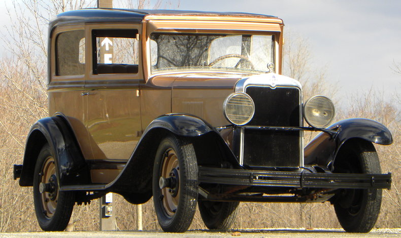 1930 Chevrolet Universal Image 6