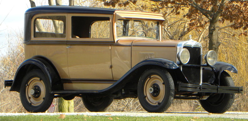 1930 Chevrolet Universal Image 7