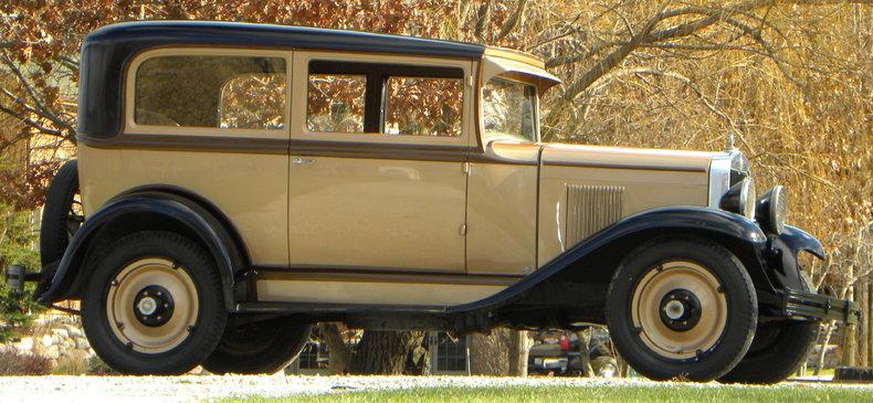 1930 Chevrolet Universal Image 8