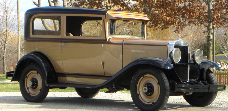 1930 Chevrolet Universal